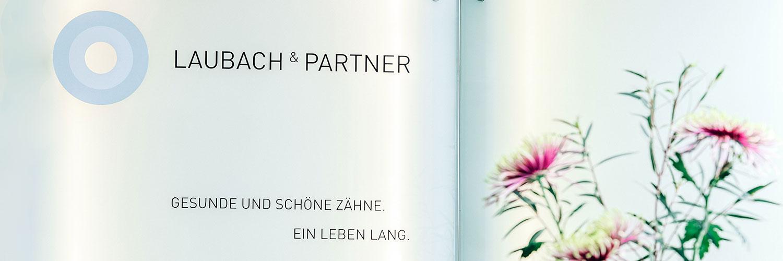Zahnarzt Konstanz - Laubach & Partner - Praxis - Wand